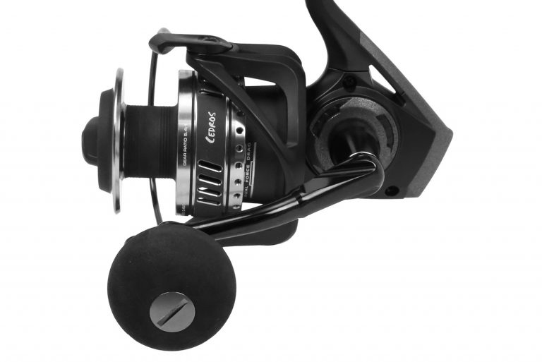 Okuma Cedros Spinning Reel Side View