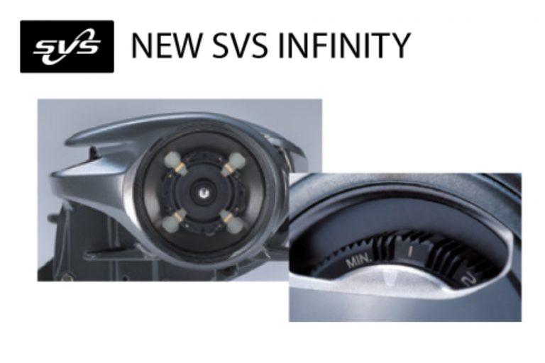Shimano SVS-Infinity Technology