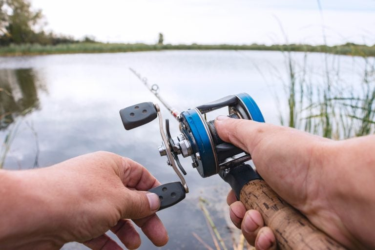 Fishing with Baitcasting Reel