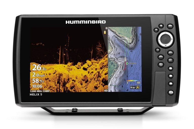 Humminbird Helix 9 Display