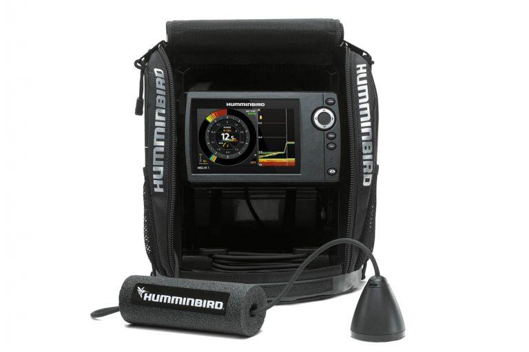 Ice Helix 5 CHIRP GPS G2