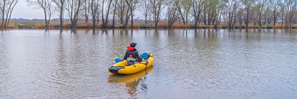 Featured Image - inflatable fishing kayak