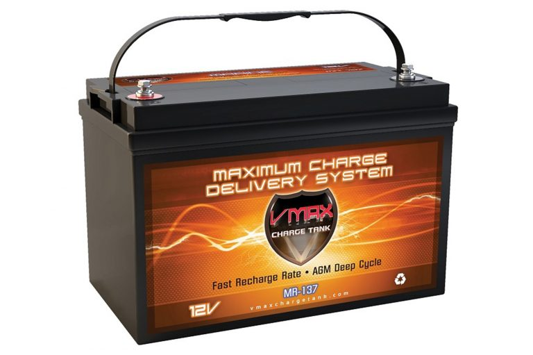 MR137-120 Deep Cycle AGM Battery Product Image