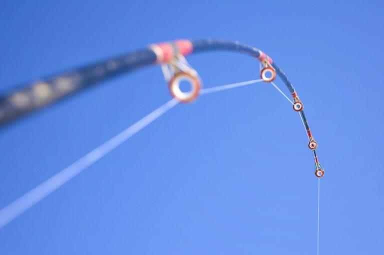Fishing Rod Bend